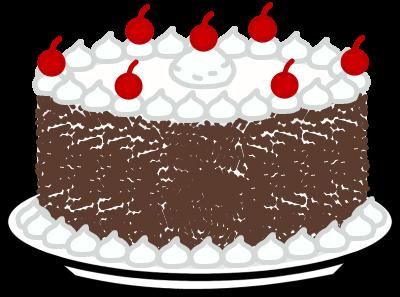 Walfas Custom Props - Black Forest cake by grayfox5000 on ...