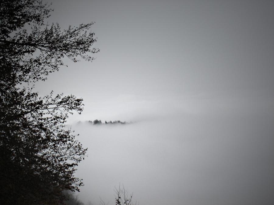 Sky Island by manyakkuzu