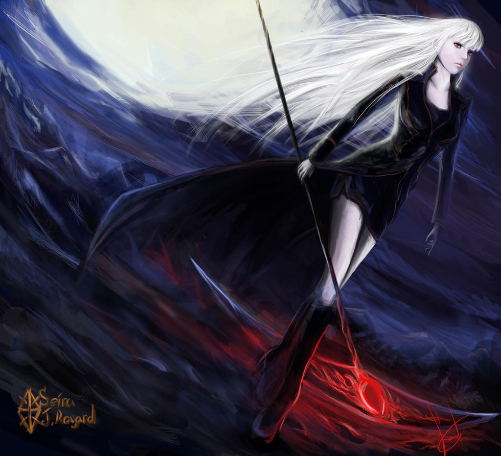 Noblesse - Seira J. Royard by Lanty-ka