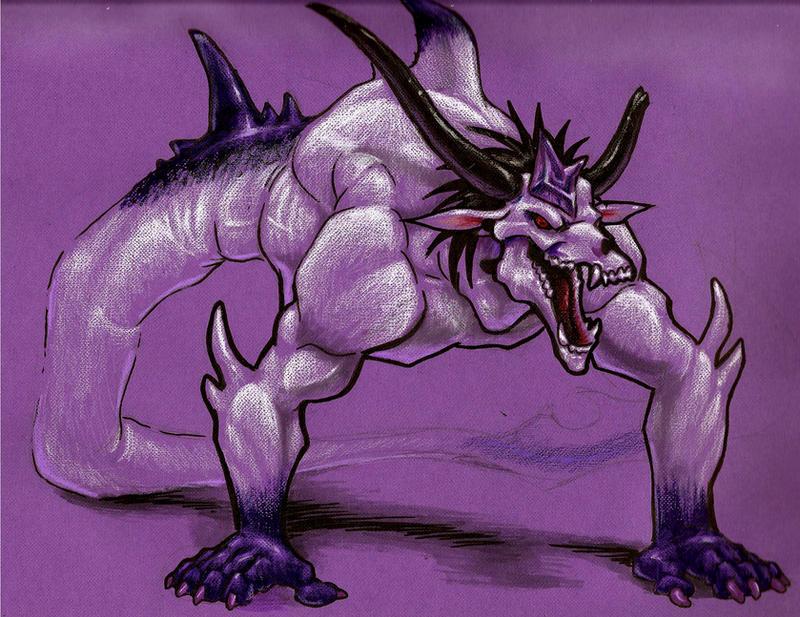 Class: Beast Yalu by AstroZerk