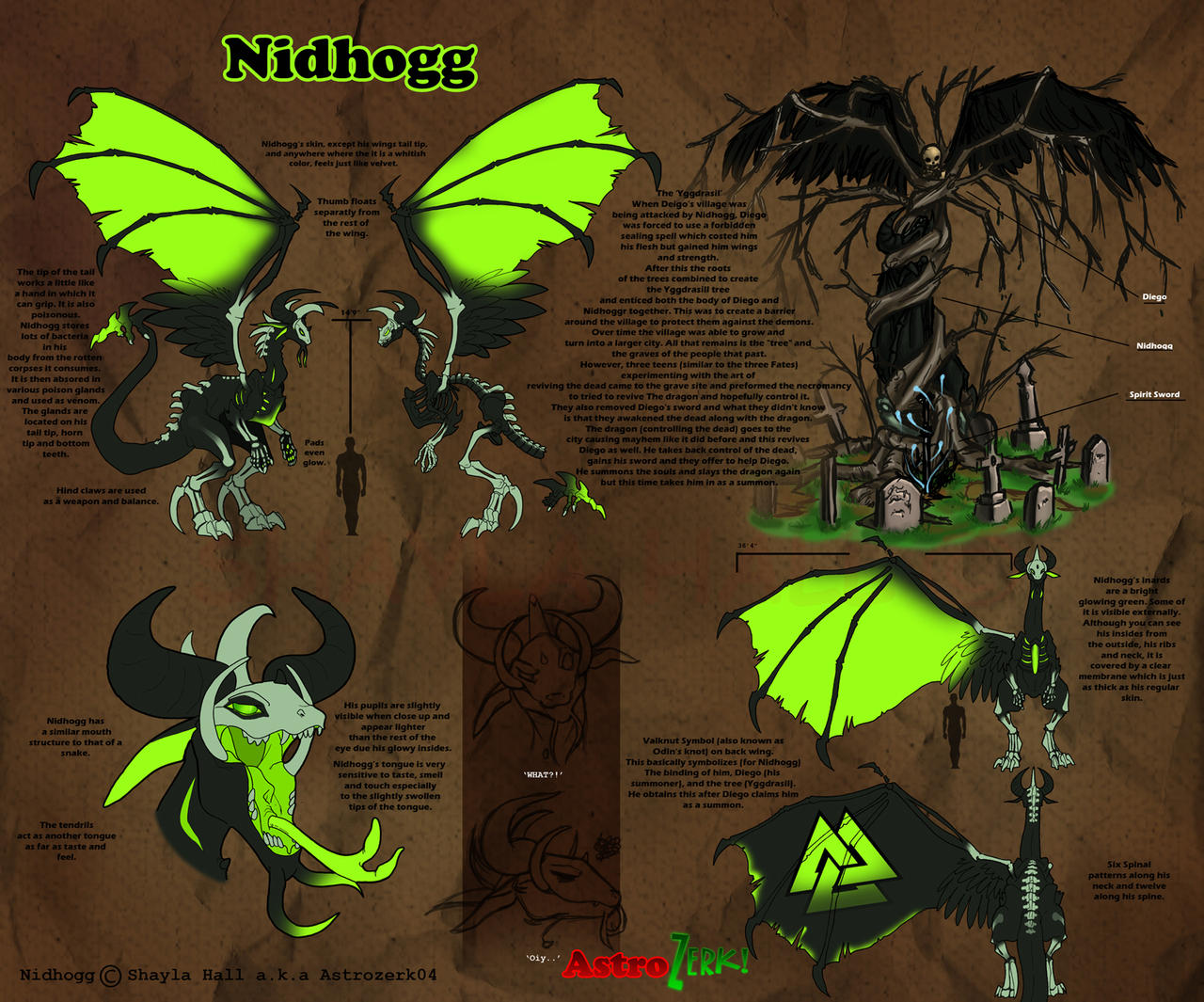 Nidhogg ref by AstroZerk on DeviantArt