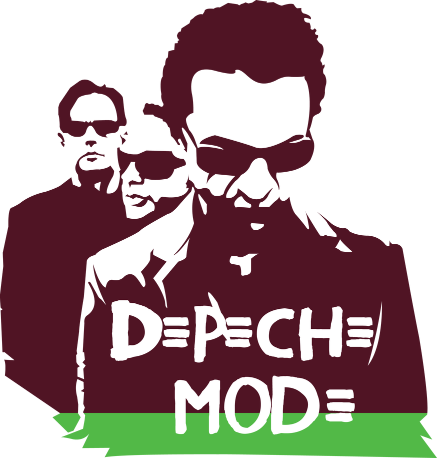 Depeche Mode for Rochelle by AstroZerk