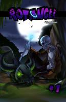 RotAngel Issue 1 cover