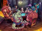Evil Poker