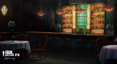 Archer Dreamland: Dreamland Bar