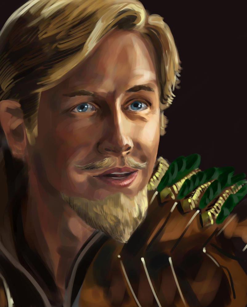 Fandral The Dashing Thor 2 Fandral the dashing by