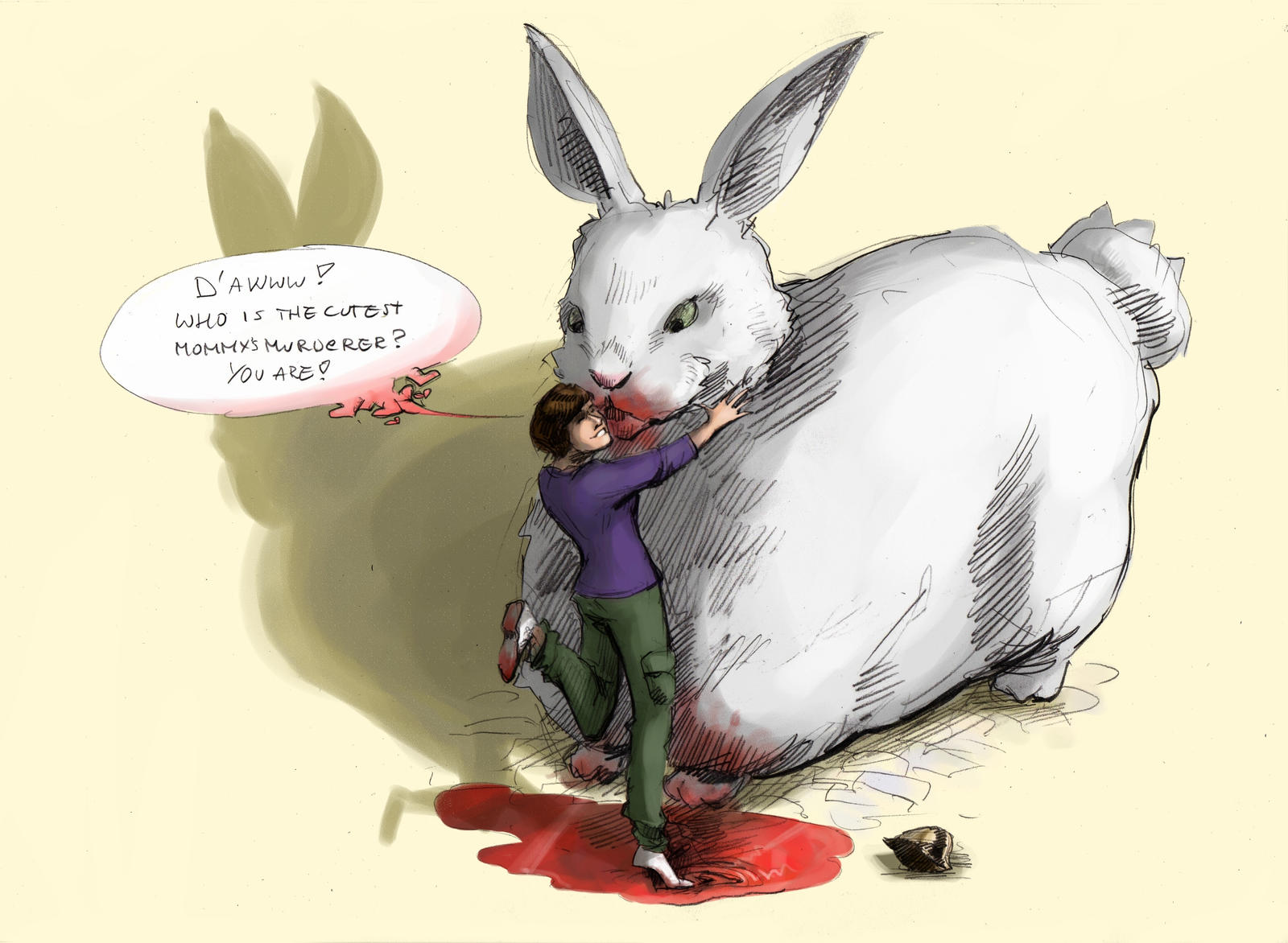 how to buy a giant bunny
