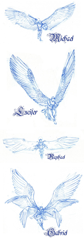 Seven Archangels  Wikipedia