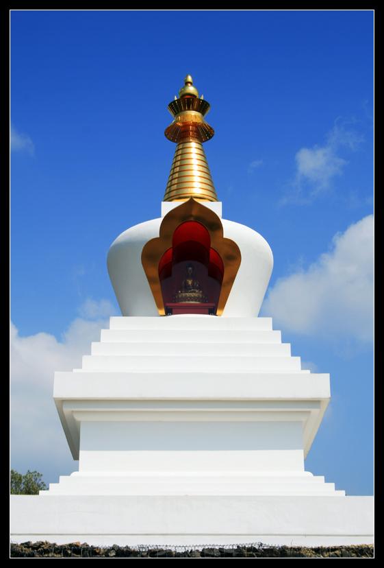 how to make sanchi stupa model