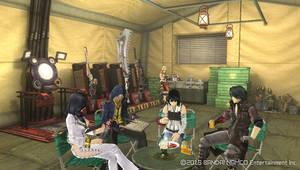 Hanging out with Soma, Tsubaki, Lindow and Kota