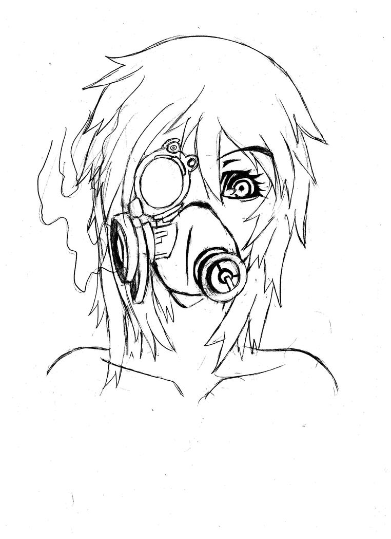 Gas Mask By ShinigamiNo290 On DeviantArt