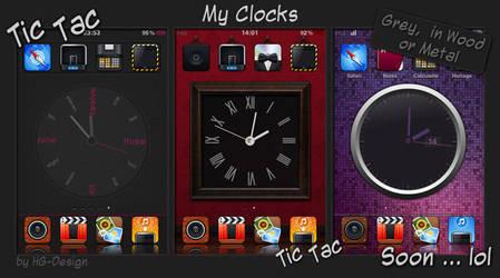 Tic Tac... by HG-Design