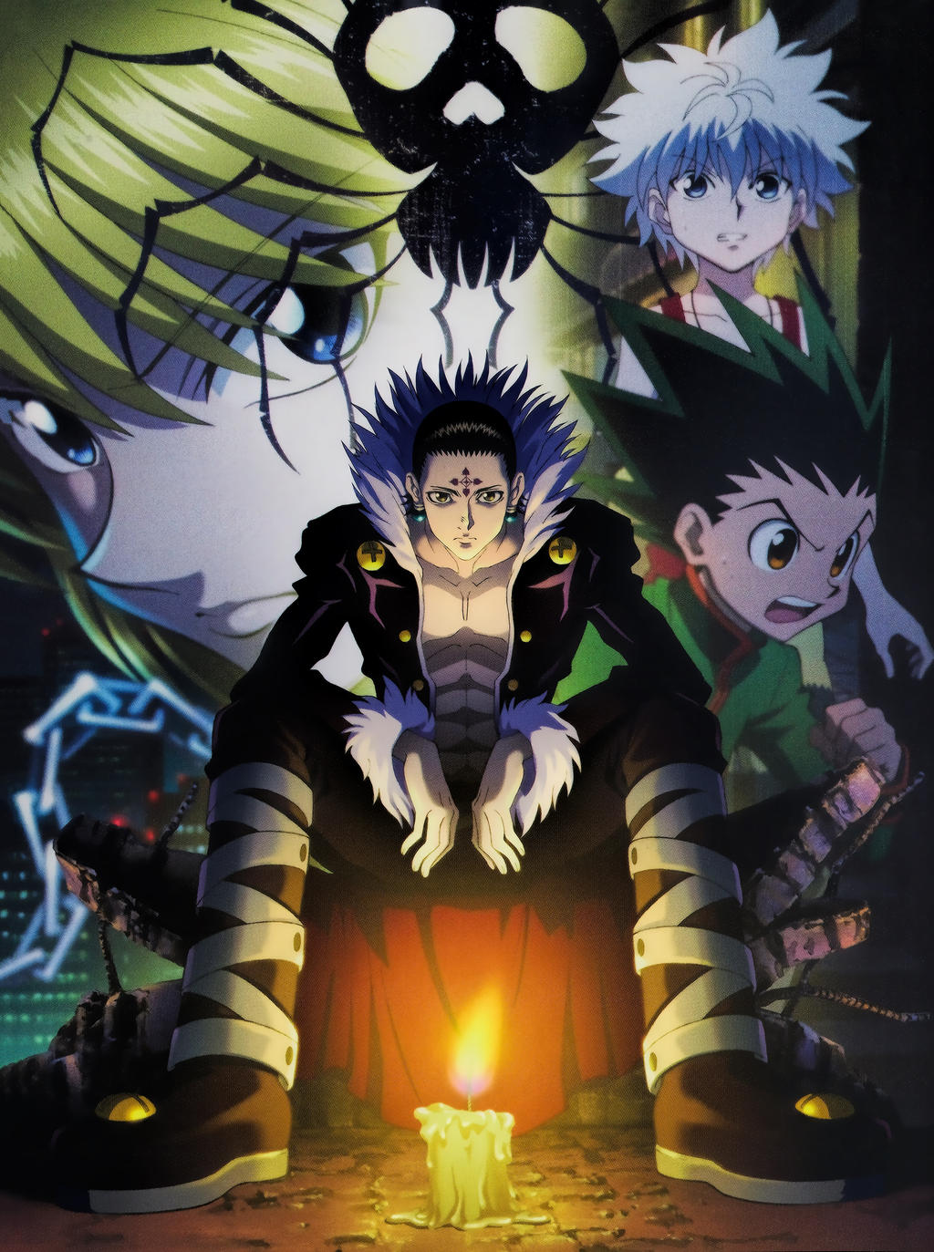 Hunter X The Phantom Troupe Arc By Fulbring