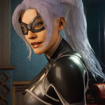 Spider-Man PS4: Felicia Hardy (A.K.A Black Cat)