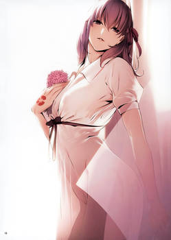 Fate/Stay Night: Heavens Feel II - Sakura Matou II