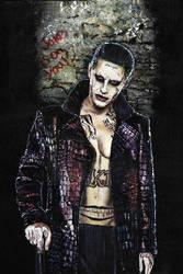 The Joker Original painting
