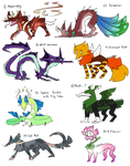 Absolutly Awful Adopts [Open OTAs 3/8]