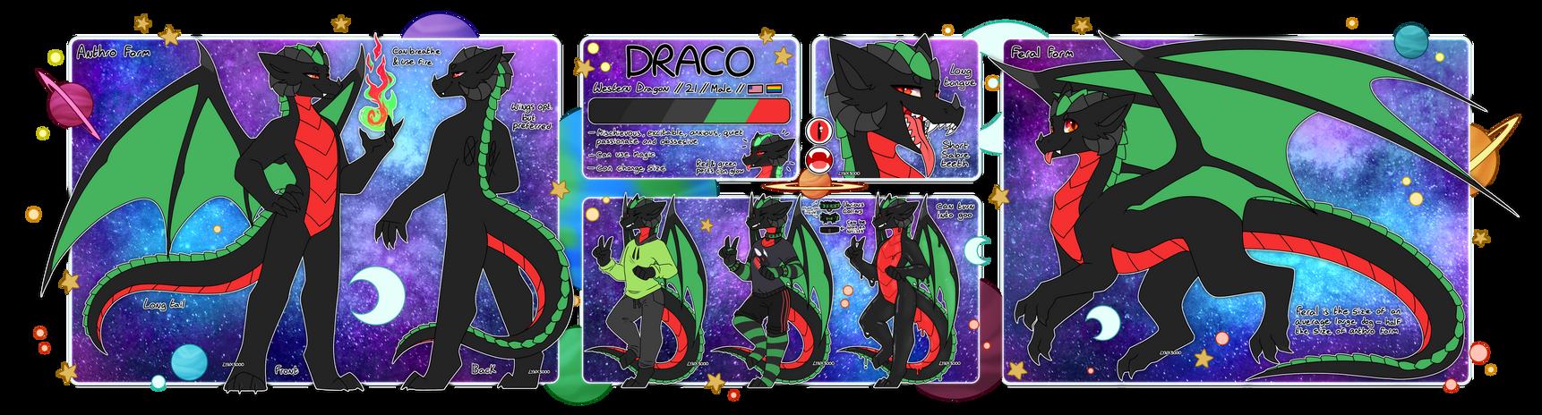 Draco Ref :: Commission