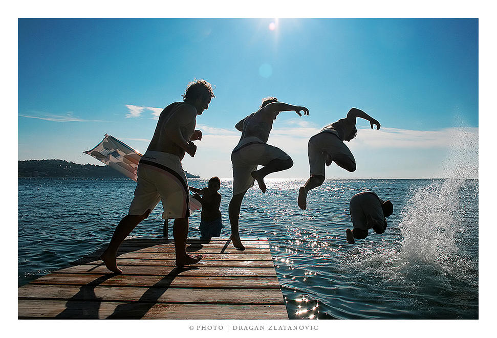 Sequence Summer Jump by ArtDZ