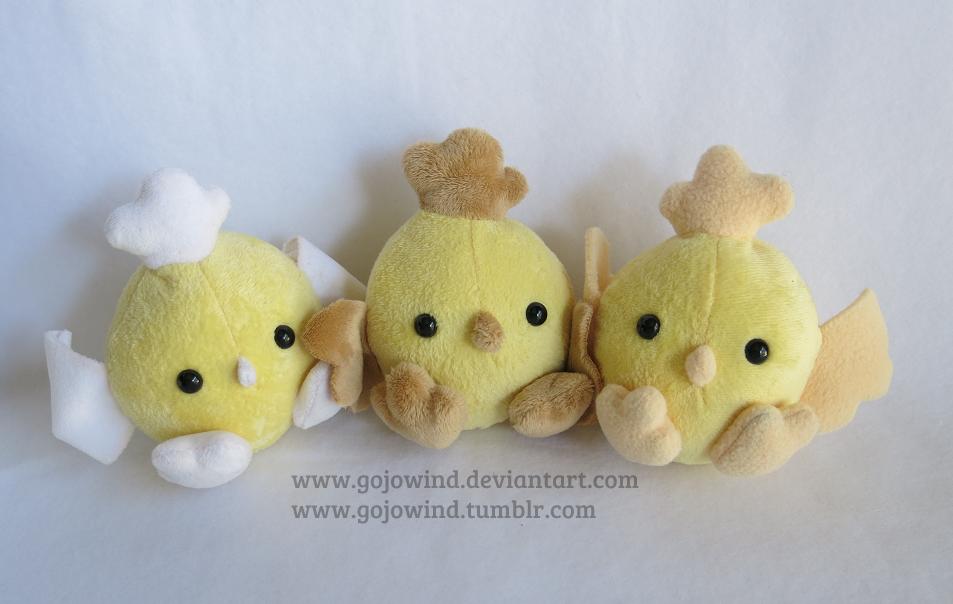 Popcorn Chicken by gojowind