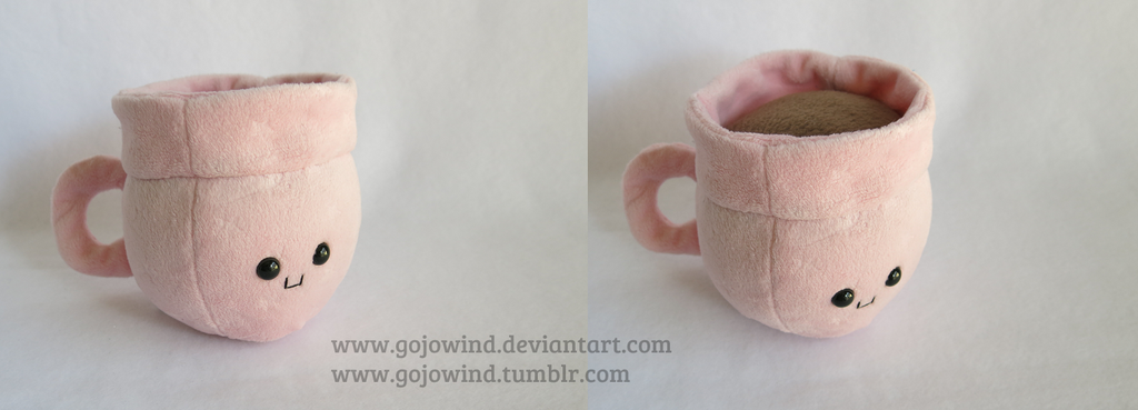 Pink Cup by gojowind