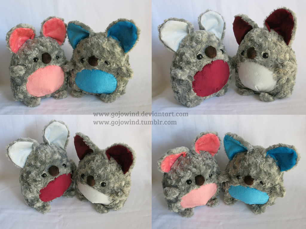 Koalabears by gojowind