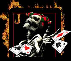 Joker Card by cgartner