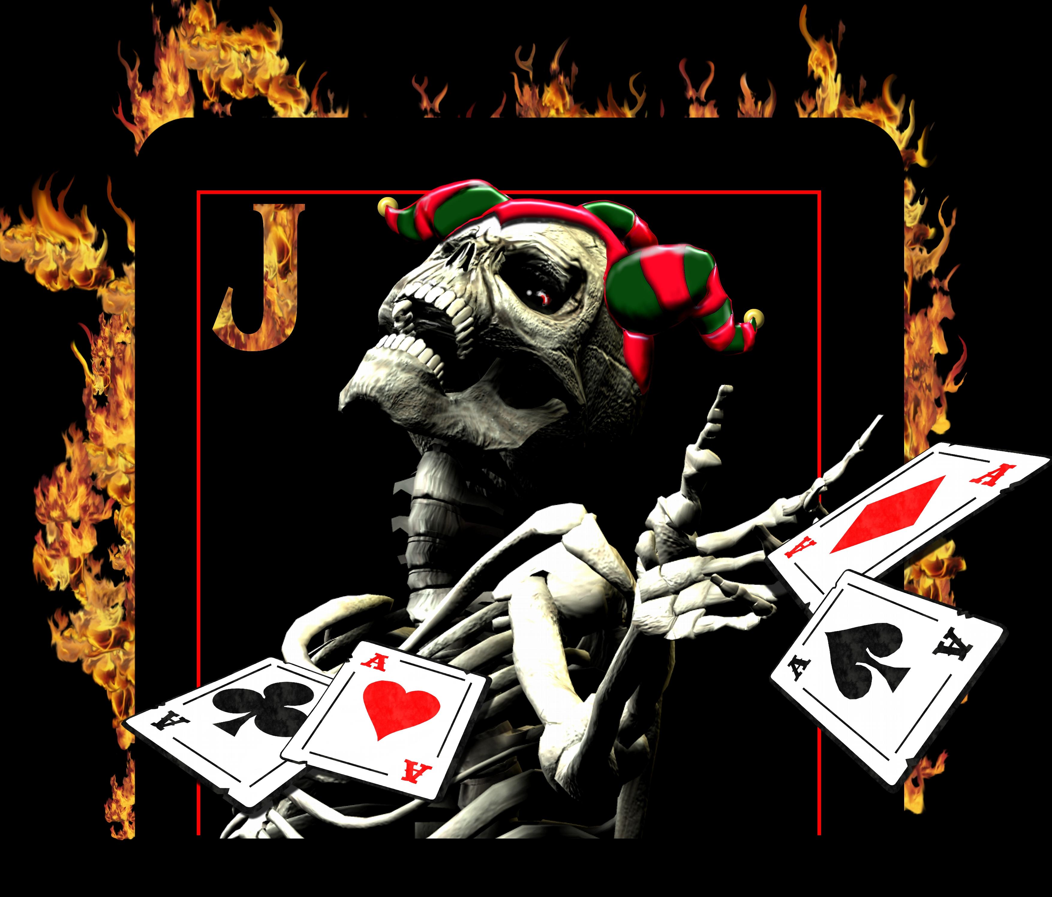 joker cardcgartner on deviantart