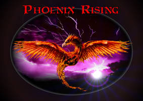 Phoenix Rising by cgartner