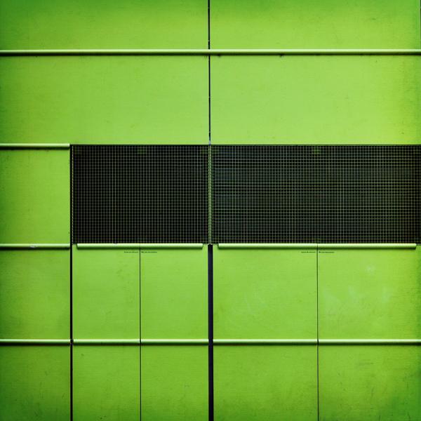 Green Paris by Sei-Zako