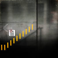 Social elevator by Sei-Zako