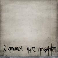 L'amour est mort by Sei-Zako