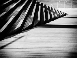 Parallel shadows by Sei-Zako