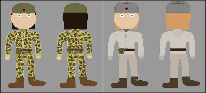COH2 - Russian Snipers