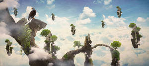 FAIRY TALES: THE KINGDOM OF CLOUDS