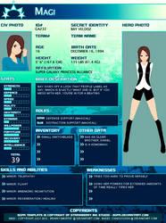 Bay / Magi SGPA Form by brainysmurf97