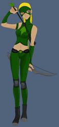 Artemis by brainysmurf97