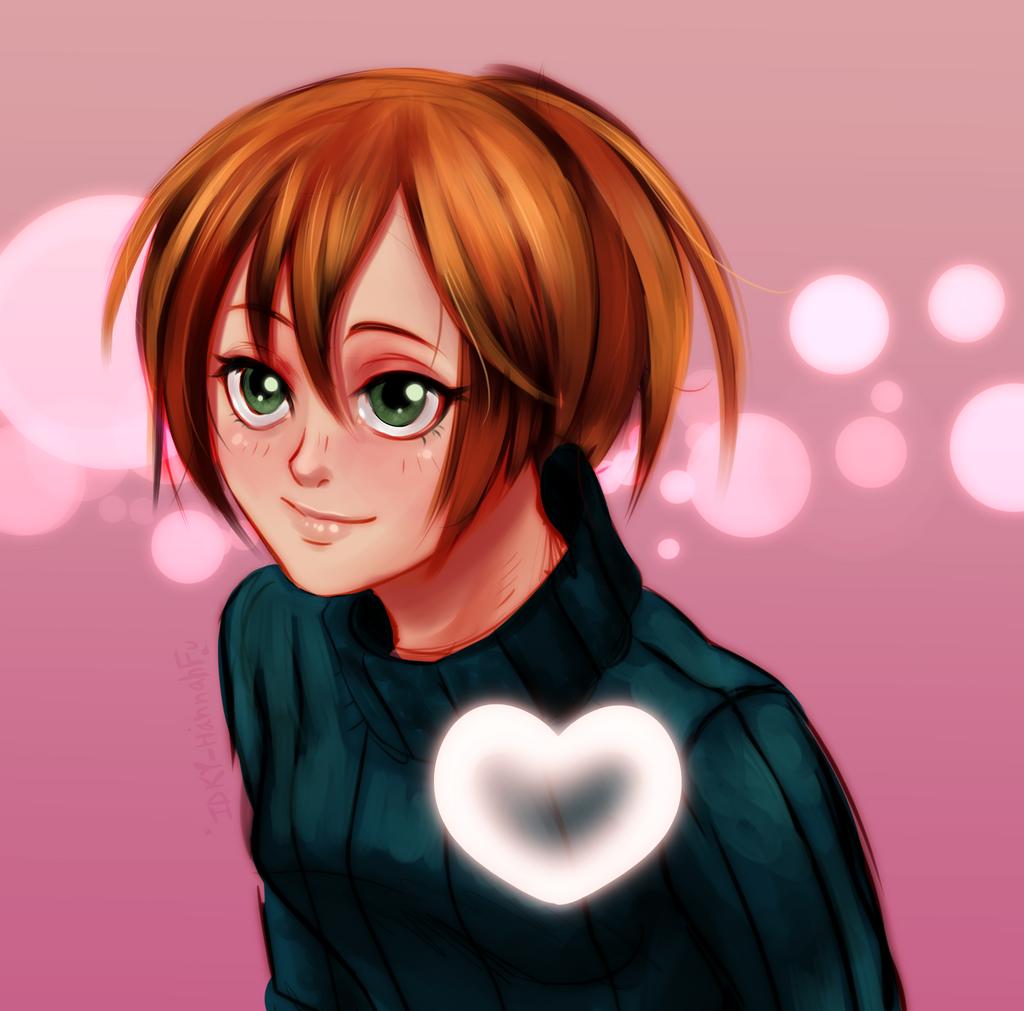 Clarice Smitten by IDKY-HannahFu