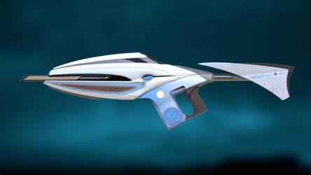 Marlin-D2 Assault Rifle pr by JackThe-Blade