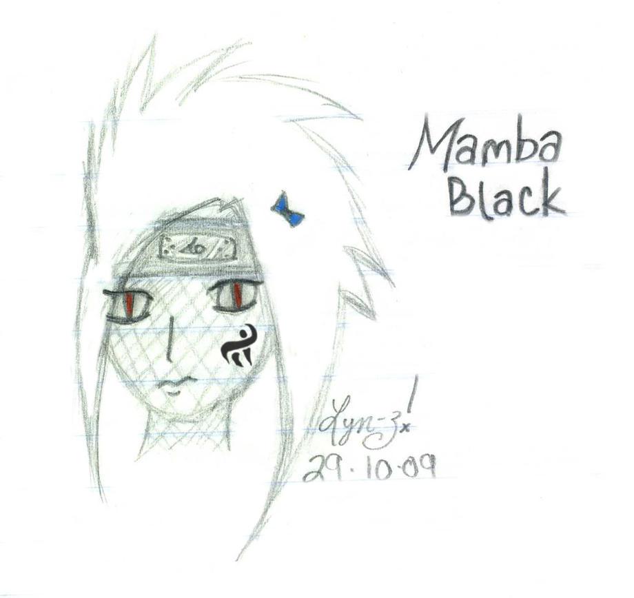 Black, Mamba by Khazia-Lover17 on DeviantArt