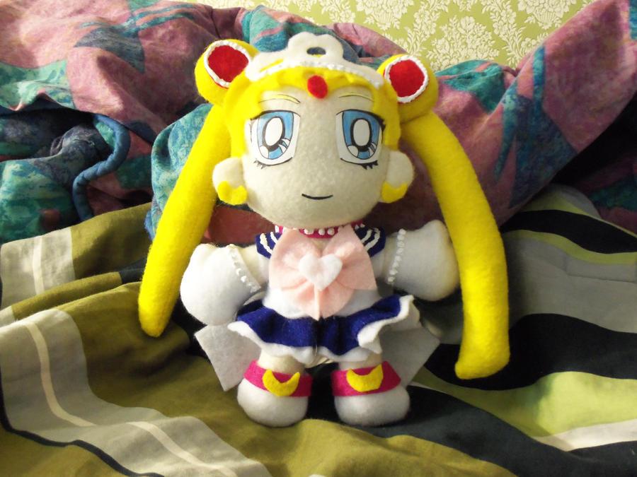 Princess Sailor Moon by MoonLightXAngel268