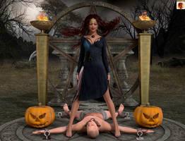 Dark Mistress by kirgen71
