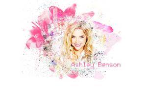 Ashley Benson Graphic
