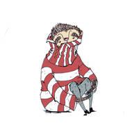 Slafka's new sweater by Anastaja-S