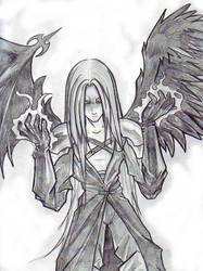 Sephiroth -One Winged angel-