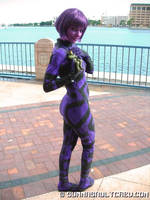 Ann Marie as Cortana -7- by PurpleElite