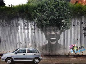 Efecto Graffitis