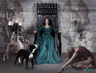Reina malvada by NUBES112