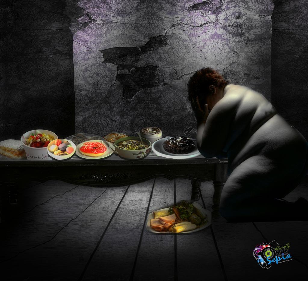 pecado capital LA GULA by NUBES112 on DeviantArt