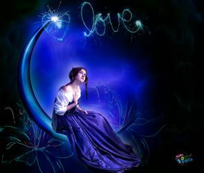 Luna Enamorada